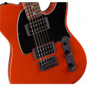 Guitarra eléctrica Fender Squier FSR Affinity Tele HH Metallic Orange
