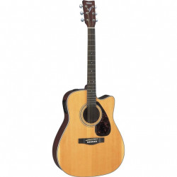 Yamaha Folk Guitar Fx370C (Nd)