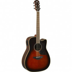 Electric Acoustic Guitar A1R Ii Tobacco Brown Sunbur