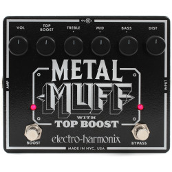 Electro Harmonix Metal Muff/ Top Boost