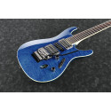 Ibanez S6570Q NBL EG Solid Natural Blue