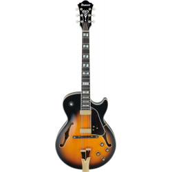 Ibanez GB10SE BS EG Hollow Brown Sunburst George Benson