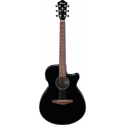 Ibanez AEG50 BK AG  Black High Gloss