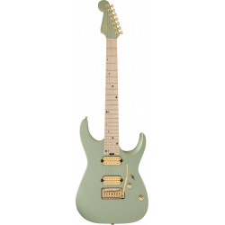 Angel Vivaldi Signature DK24-7 NOVA, Maple Fingerboard, Satin Sage Green