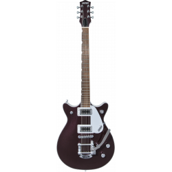 G5232T Electromatic® Double Jet™ FT with Bigsby®, Laurel Fingerboard, Dark Cherry Metallic