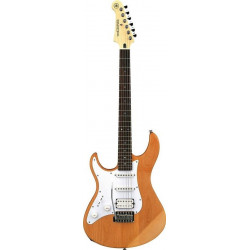 Yamaha Guitarra Electric.Zurdo Pac 112Jl Yns Yellow Natural Satin