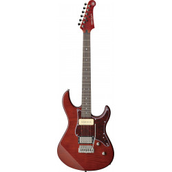 Electric Guitar Pacifica611Vfm Root Beer