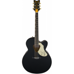 G5022CBFE Rancher™ Falcon™ Jumbo Cutaway Acoustic/Electric, Fishman® Pickup System, Black