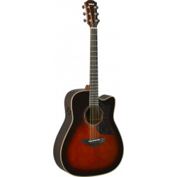 Electric Acoustic Guitar A3R Are Tobacco Brown Sumbur