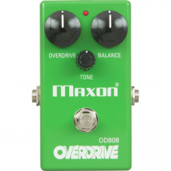 Pedal Overdrive Maxon OD808