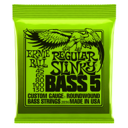 Ernie Ball 2836 Regular Slinky Bass Strings