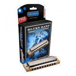 Armónica Hohner Blues Harp D