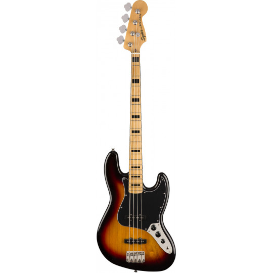 Squier Classic Vibe Jazz Bass 70s MN 3TS