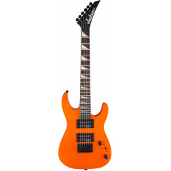 Jackson JS1X Dinky Minion Neon Orange