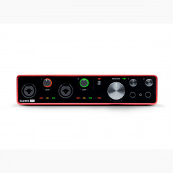Focusrite Scarlett 8i6 3rd Generation Interfaz de audio USB